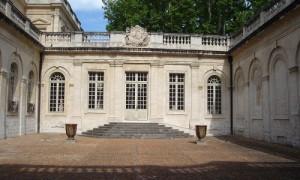Еще одна достопримечательность Авиньона - музей Кальве