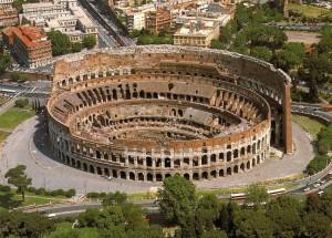 Достопримечательность Рима - Колизей