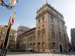 Дворец Правительства, Валенсия