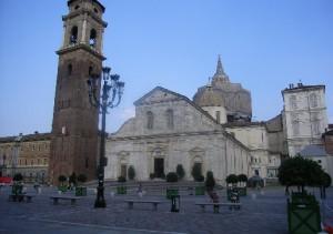 Собор Иоанна Крестителя в Турине