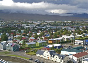 Акюрейри - Северная столица Исландии
