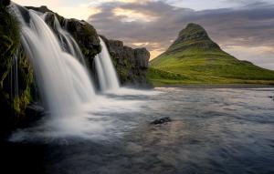 район Акюрейри в Исландии