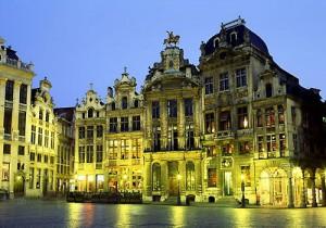 шоппинг в Брюсселе