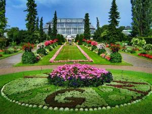 Берлинский ботанический сад