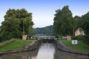 Канал Гота, Швеция