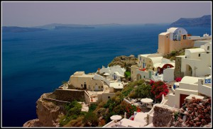 городок в Греции