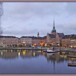 Сладкое лето в Стокгольме