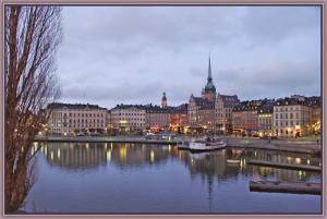 Гамла Стан – сердце шведской столицы