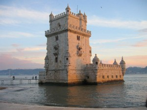 Торре де Белем возле Лиссабона, Португалия
