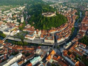 Столица Словении, Любляна