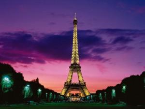 Париж – город огней