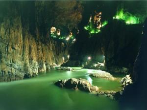 пещеры Словении