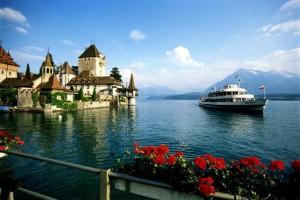 Путешествие в глубь Швейцарии