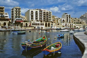 курорт Слима, Мальта