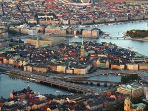 мосты Стокгольма