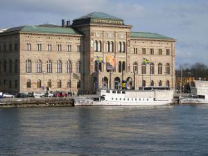 Национальный музей в Стокгольме
