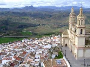 популярные города Андалусии: Севилья, Кордоба и Гранада