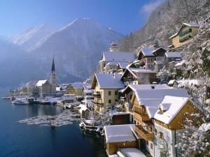 отдых в Европе зимой - Австрия