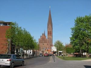 Кафедральный собор св. Кнуда в Оденсе