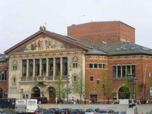 Театр Орхуса - достопримечательность города