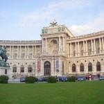 Хофбург – резиденция австрийских монархов