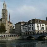 Путешествие по Цюриху