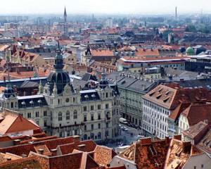 Город Грац, Австрия