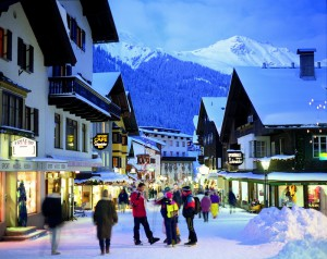 Австрия – страна горнолыжных курортов