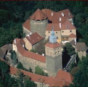 древний замок - достопримечательность Граца