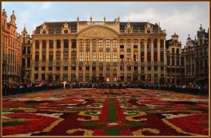 Брюссель - европейская столица