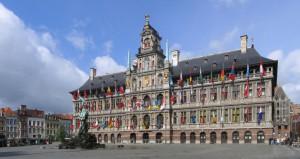 Достопримечательность Антверпена - Дом Рубенса
