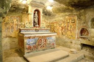 катакомбы Святого Павла и Святой Агаты