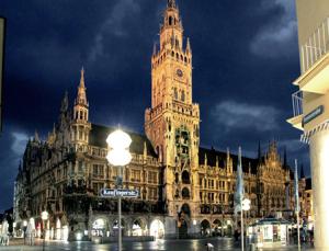 очарование Мюнхена