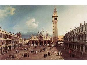 площадь Сан Марко - достопримечательность Венеции